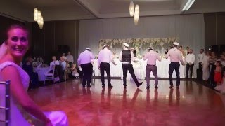 The BEST Groomsmen Dance EVER!!!!