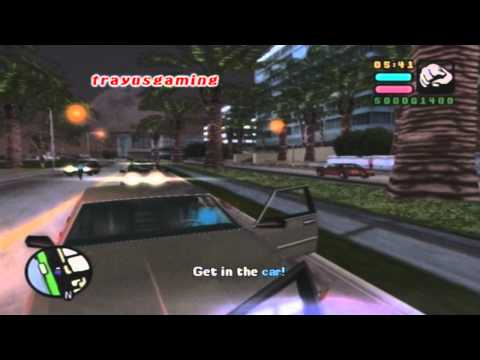 GTA: Vice City Stories - Mission #8 - Fear The Repo (PS3)