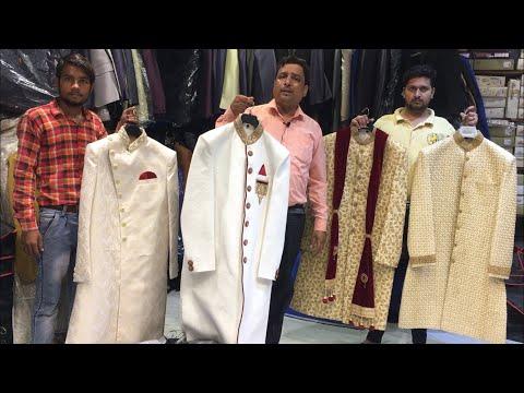 Desghiner Boutique Taste Sherwani and Coat Pant latest Designs 2018-19
