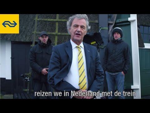 President-directeur NS stunt in videoboodschap - ondertiteld