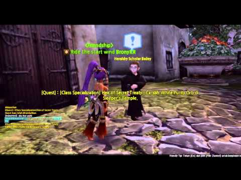 Dragon Nest Indonesia -Pengambilan Job(Kali) Normal Mode(Solo)-