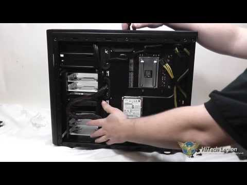 Fractal Design Arc Mini R2 Mid Tower Overview + Component Installation