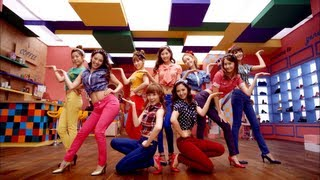 Клип Girls Generation - Gee (Japanese version)