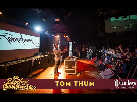 Tom Thum - Ratchet Face - 2016 UK Beatbox Championships