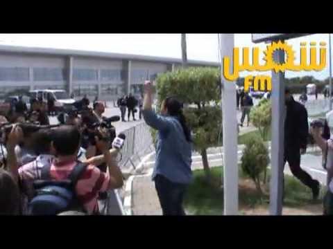image vidéo المحامية ليلى بن دبة في إستقبال خاص للداعية محمد حسان