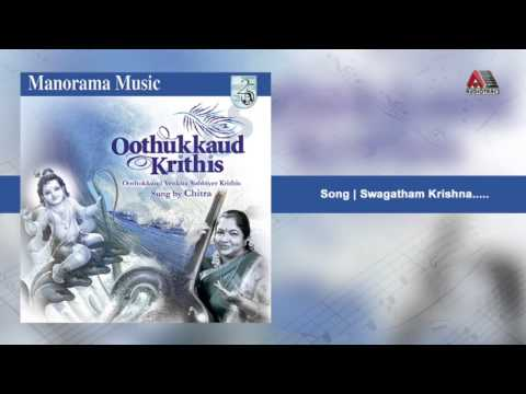 Swagatham krishna - Oothukkaud Krithis