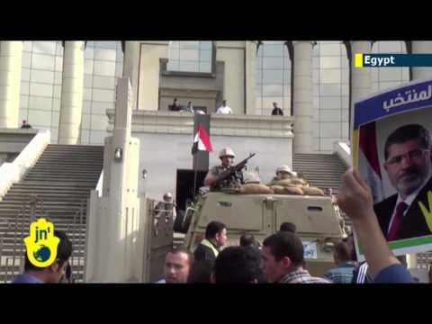 Morsi Defiant in Court: Deposed Islamist president Mohammed Morsi trial adjourned until January