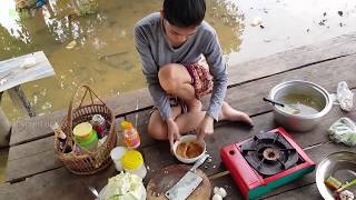 Amazing Beautiful Girl Cooking Cabbage with Egg Easy idea cooking Hacks new style