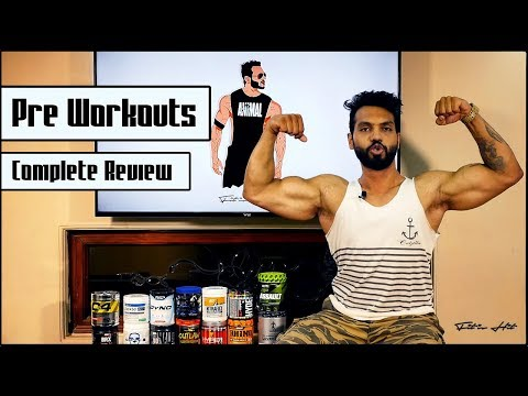 Fit Is Hit | Pre workout | Reviews | Episode 2 | Fitness 2017