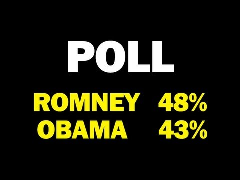 Gallup Poll: Gov. Mitt Romney Leads Over President Barack Obama In 2012 Election Contest -- Report