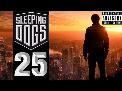 Beef Plays Sleeping Dogs - EP25 - Final Kill