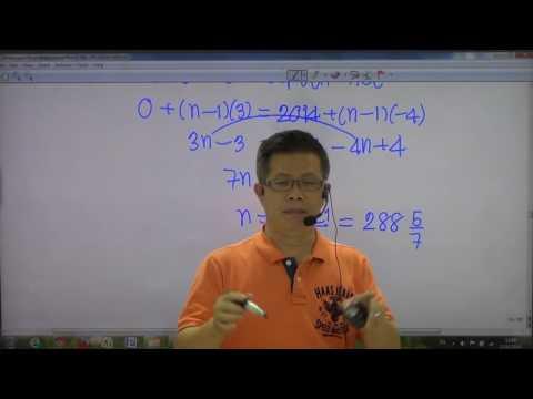 เฉลยข้อสอบ Ent'ตรง มอ ปี58 ตอนที่ 2 ข้อ 1-6