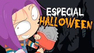 THE WALKING FRED - 🎃 ESPECIAL HALLOWEEN 🎃 | SERIE ANIMADA | #FNAFHS