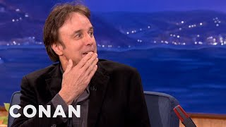 Kevin Nealon Confronted By Racist Colorado Ski Trails - CONAN on TBS
