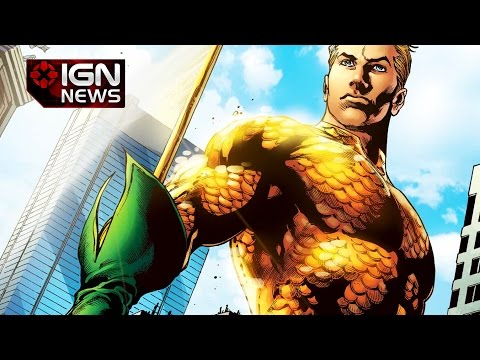 Zack Snyder Defends Aquaman - IGN News