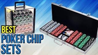 6 Best Poker Chip Sets 2016