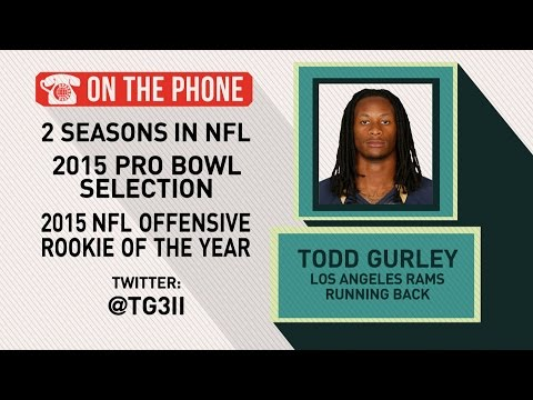 Gottlieb: Todd Gurley talks Rams