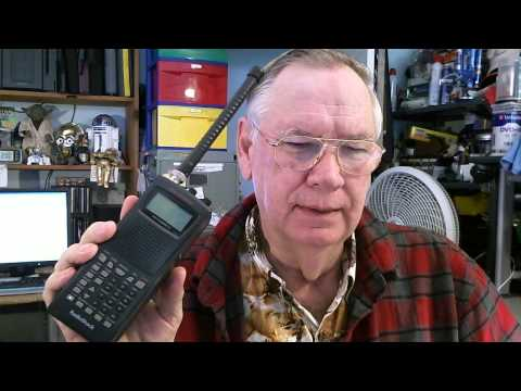TRRS #0078 - Radio Shack Pro 93 Scanner Radio Goes Bad