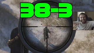 SNIPERS ARE OVER POWERED! (Call of Duty WW2)
