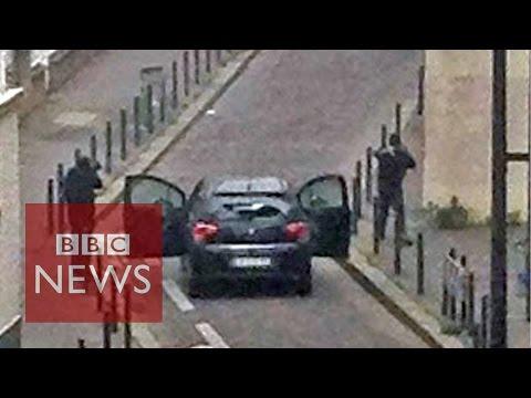 Charlie Hebdo: Paris terror attack kills 12