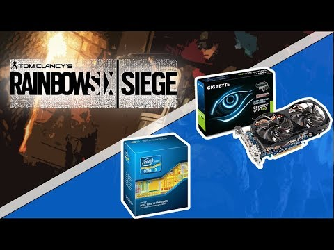 download lagu Tom Clancy`s Rainbow Six Siege  I5 3470 + gratis