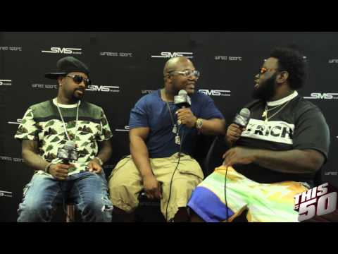 Jermaine Dupri & Royce Rizzy Talks Bow Wow; So So Def; Announces Usher & Rico Love Remixing Gah Damn
