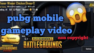 Pubg Mobile Gameplay Androidnon Copyrighted Gameplaypubg Mobile