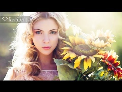 Through The Glass Window Ft Alexis Coons & Holly Kishere - Photoshoot By Emily Soto | Fashiontv Ftv video