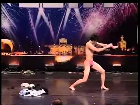 Thailand got talent uncenzor