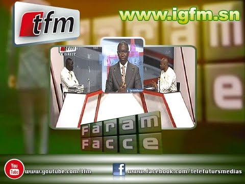 Faram Facce - 25 Novembre 2015 - Invités: Mame Mbaye Niang et Tafsir Thioye