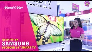 Đánh giá QLED Tivi 8K 65inch Samsung 65Q900R - Đẳng cấp, sang trọng