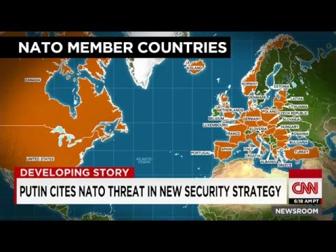 World War 3 : The Russian Bear of Magog declares NATO a National Security Threat (Jan 02, 2016)