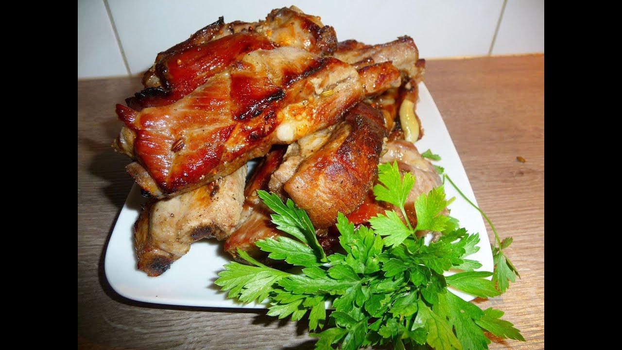 Ребрышки свиные в пиве рецепт пошагово