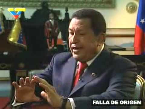 Entrevista BBC Hugo Chávez VERSIÓN SIN CENSURA 1/2 - NO CENSORSHIP