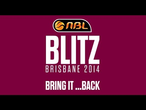 NBL Blitz 2014: Session 1 New Zealand Breakers v Adelaide 36ers