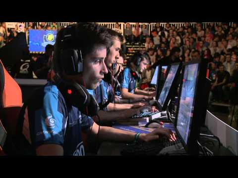 Dreamhack Winter 2014 CS:GO Championship Grand Final Nip-Gaming vs Team LDLC Game1 De_Dust2