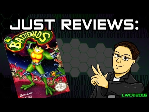 Battletoads[NES] - Just Reviews(Feat. ManyNinjas)