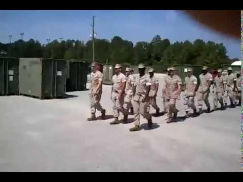 Marine Corps Cadence: Best of Youtube