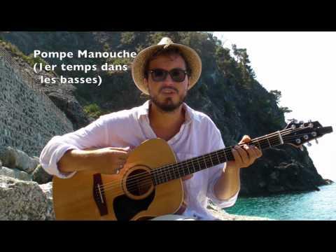 It's Wonderful (Paolo Conte) - Cours Guitare - Tuto Carte Postale Italie