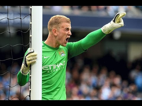 Joe Hart ● Best Saves ● Manchester City HD