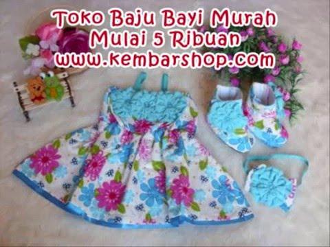 Jual Baju Bayi Murah Online SMS/WA 0815-4817-9555