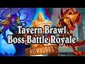 Tavern Brawl Boss Battle Royale Shaman Paladin Hunter Mean Streets Of Gadgetzan Hearthstone mp3