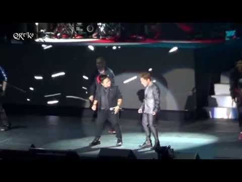 CHARICE & AIZA SEGUERRA - Micheal Jackson Medley (Power of Two Concert)