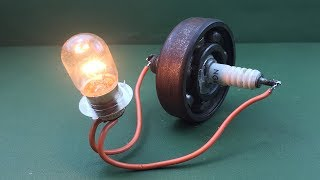 Free Energy Experiment​ New Technology Science Project 2019