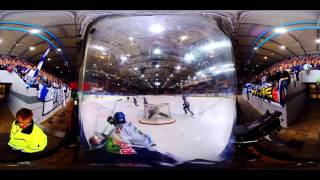 EHC Red Bull München l 360 degreee hockey view