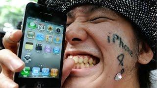 Почему Айфон в Японии ничего не стоит?