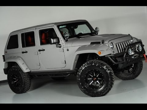 2014 lifted jeep wrangler unlimited fastback custom. Black Bedroom Furniture Sets. Home Design Ideas