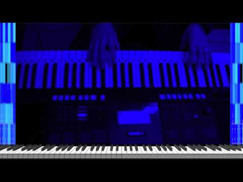 tere bina -Tezz-on keyboard & tutorial