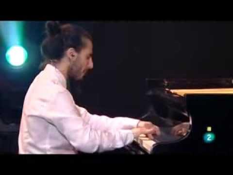 Bulerías. live concert flamenco pianist RTVE