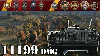 World of Tanks / Strv 103B .. 11199 Dmg